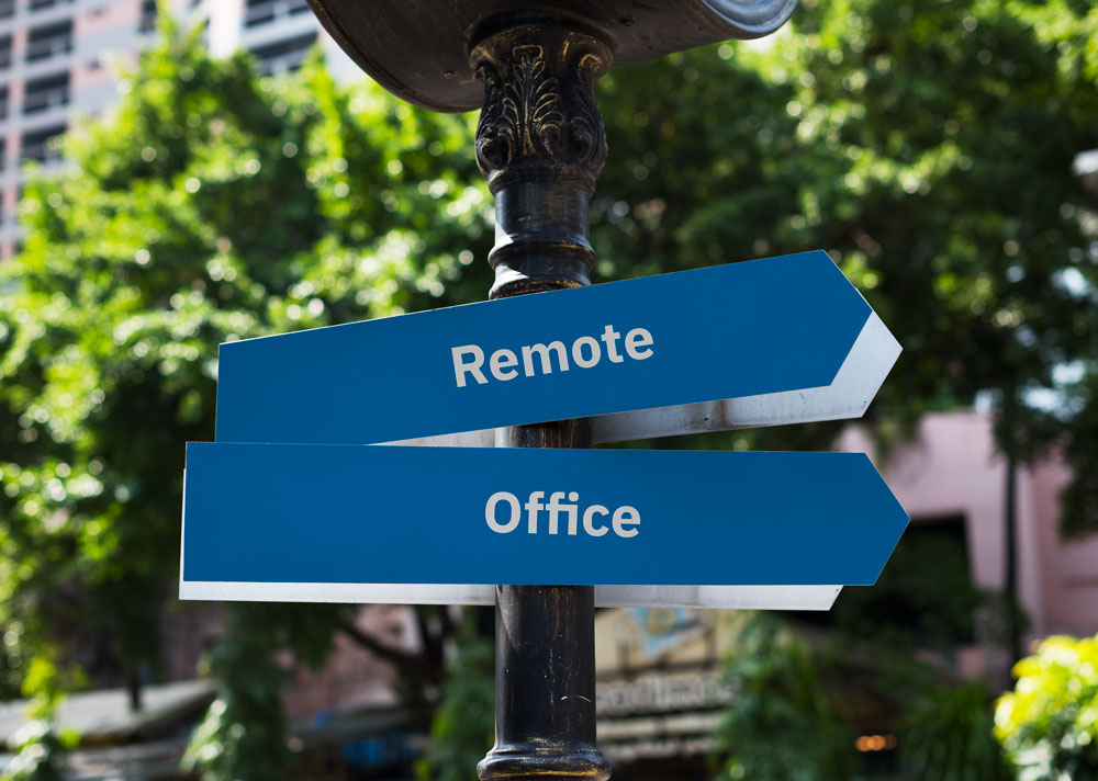 remote or office